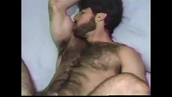 hairy photo Gay man