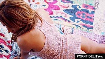 PORNFIDELITY - Glamour Model Gone Bad Christiana Cinn Deep Creampie