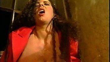 perfect silicon boobs of Tiziana Redford aka Gina Colany