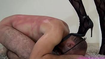 slapping sadistic bonde mistress