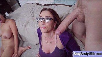 Sex On Tape In Hard Style Big Juggs Mommy (Ariella Ferrera & Missy Martinez) vid-06