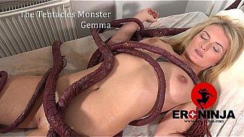 Monster Tentakel Gemma Valentine