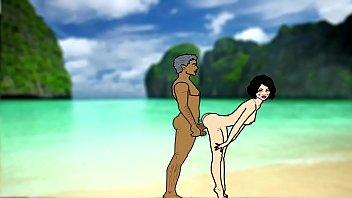 SEX IN NUDIST BEACH
