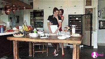 Lesbian Seduces Her Maid Viv Thomas Hd