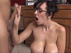 Play short 3GP - Alia Janine Tit Fuck Those Huge Breasts