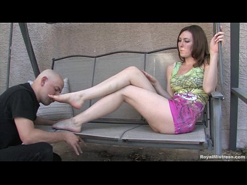 Fetish foot foot worship