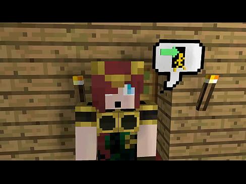 Minecraft Creeper Deepthroat
