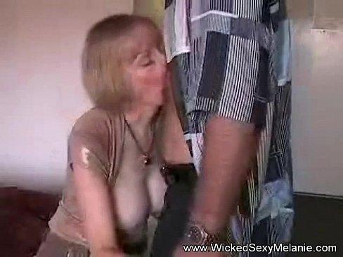 Mom Lets Son Cum Her Ass