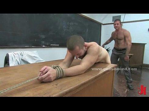 Leather master spanking gay sex slave - XNXX.COM