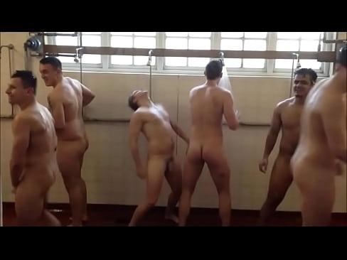 Naked Rugby Players Harlem Shake - XNXX.COM