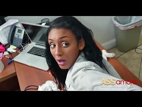Office Fucking Arianna Knight