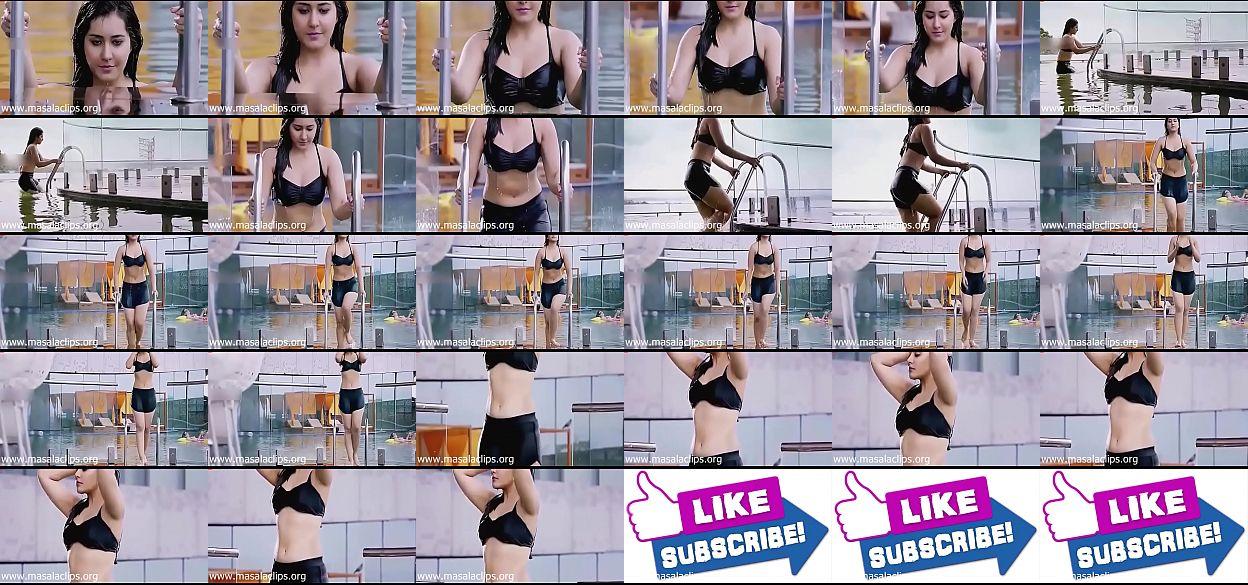 Rashi Khanna Hot Bikini Video - XNXX COM