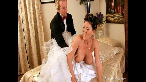 Bride sex with best man