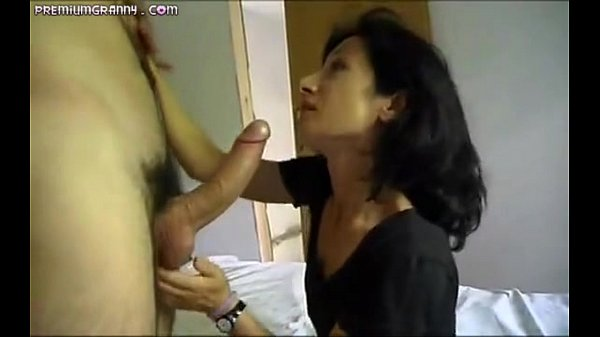 Brunette wife mature skinny