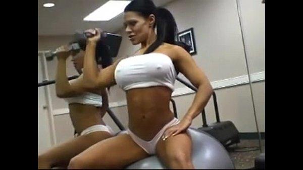 Fake abs tits perfect big