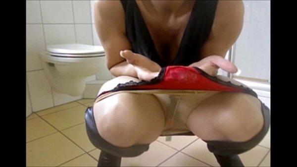 Wearing dirty women panties mature