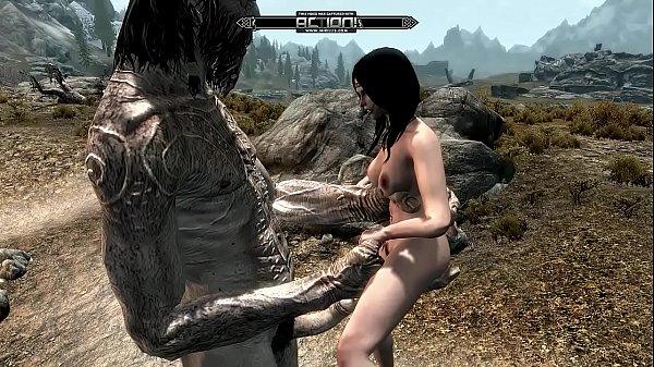 Showing porn images for skyrim giantess porn