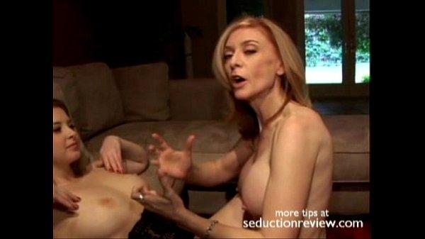 Nina Hartley Pussy Eating Lesson
