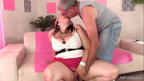 Geile BBW Buxom Bella Hardcore Sex