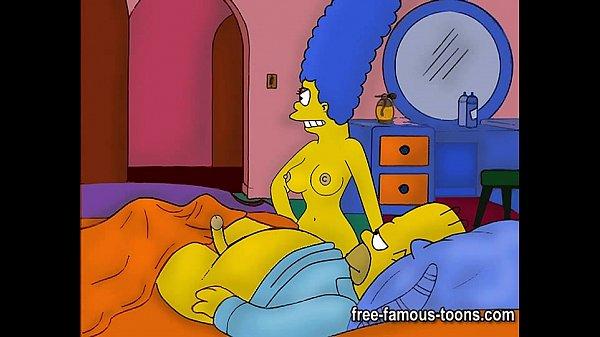 Opinion, you marge simpson nuda