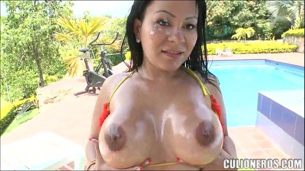 Colombian mature fuck