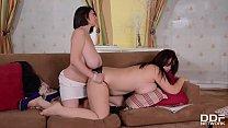 Sexy lesbians Joanna Bliss and_Luna Armor Thumbnail