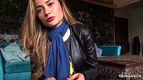 TU VENGANZA - Busty Colombian Anastasia Rey enjoys hot revenge fuck and creampie's Thumb