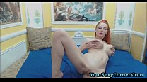 Skinny Redhead With Big Natural Tits Full Of Milk Thumbnail