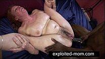 old whore taking big dick