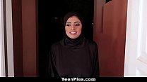Sexy big_lips teen Muslim get fucked and sucked Thumbnail