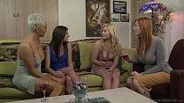Watch Lesbian Step sisters have feelings - Girlfriends Films preview