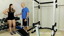 big ass stepmom madisin lee fucking in the gym