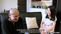 Watch Japanese Mon Kana Aizawa get banged ber her step-son preview