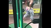 black plumper squirts in public !'s Thumb