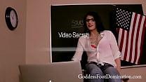 Video Secret with Goddess_Megan Thumbnail