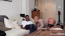Interracial bangers highlight shows Sienna Day fucked with big black monster cock's Thumb