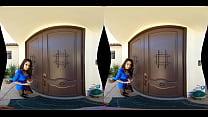 VR Threesome with Trinity St. Clair & Dava Foxx - MilfVR's Thumb
