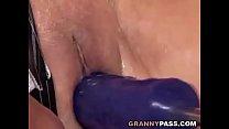 Granny Anal Fucking Machine Thumbnail