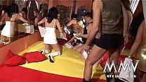 MMV Films wild German mature swingers party صورة