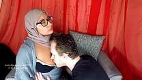 breastfeeding husband muslim wife firs time hijab tit sucking Thumbnail