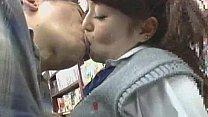 Uncle fucking teen japanese girl in supermarket Thumbnail
