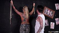 Hardcore Fetish In The Tattoo Studio's Thumb