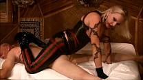 Mistress Koral Rappping Her Slaves Ass - harddom.net Thumbnail