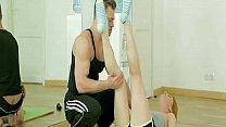 Yoga_Instructor_Fucking_Cool_Euro_Teenager Thumbnail