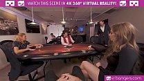 VRBangers.com Secret agent_with Big Boobs make a rough fuck Thumbnail