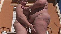 Watch Le sorelle svedesi godono all'aperto di tanti orgasmi preview