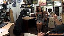 Brazilian MILF Vanessa turns cock into a musical instrument Thumbnail