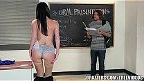 Teacher Dava Foxx's Thumb