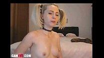 Camgirl Deepthroating And Ass Licking Thumbnail