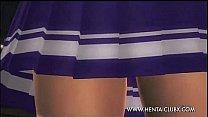 ecchi Dead or Alive 5 Ultimate Sexy Ecchi Cheerleader Ayane anime girls Thumbnail
